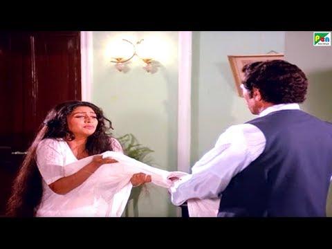 Amrish Puri Forcing Widow (HD) | Teri Meherbaniyaan | Jackie Shroff, Amrish Puri, Poonam Dhillion