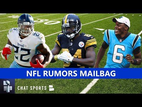 NFL Mailbag: Antonio Brown To 49ers? Teddy Bridgewater, Zeke, Miles Sanders & NFL Trade Rumors