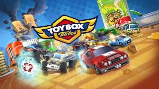 Toybox Turbos Announcement Trailer