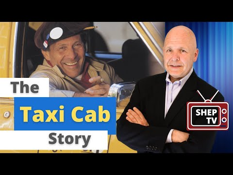 Shep Hyken Amazing Customer Service Taxi Cab Story by ...