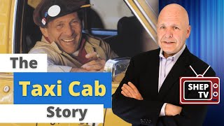 Shep Hyken Amazing Customer Service Taxi Cab Story by Customer Service Speaker