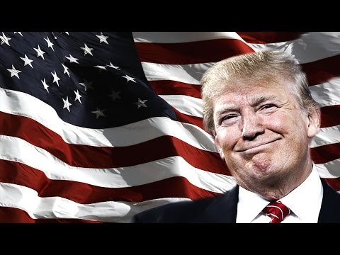 Thumbnail: Anonymous - Donald Trump EXPOSES America