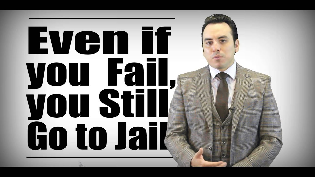 California Attempted Crimes Law - West Covina Courthouse Lawyers
