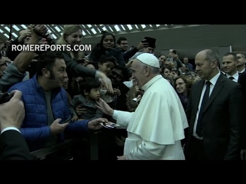 Pope Francis explains why doubts about faith can be good