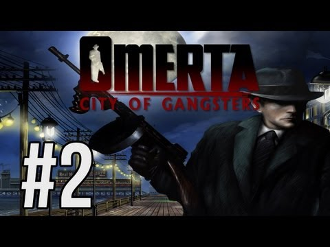 Omerta: City of Gangsters - Part 2 - COMBAT TRAINING!  