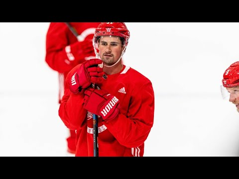 LIVE from Detroit Red Wings Training Camp