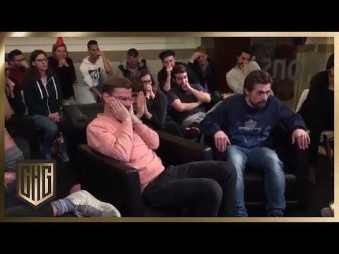 REACTION VIDEO: HalliGalli-Redaktion schaut die Goldene Kamera #GoslingGate   Circus HalliGalli