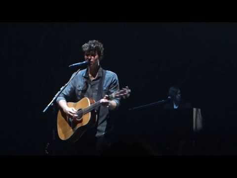 Shawn Mendes Shell Be the One Vancouver