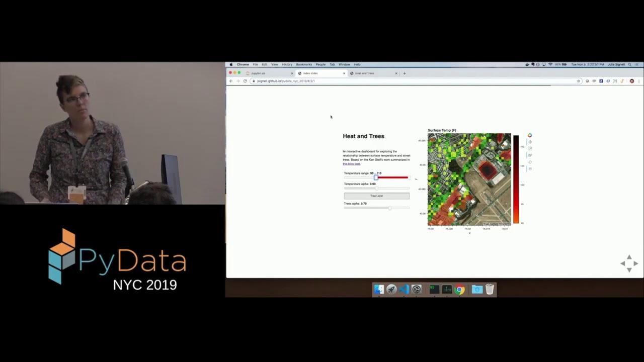 Image from Data-centric exploration using intake, dask, hvplot, datashader, panel, and binder