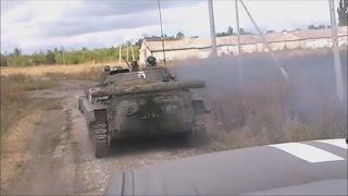 Батальон «Днепр-1″ и армия прибыли на помощь к силовикам в Иловайск / Ukraine News