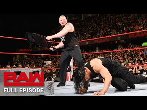 WWE Raw Full Episode, 26 March 2018