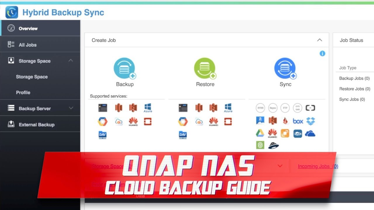 Backup Your Mac to QNAP NAS Time Machine and Google Drive