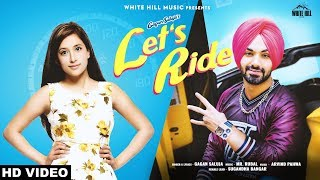 Let's Ride (Boom Boom) Gagan Saluja   New Song 2019   White Hill Music