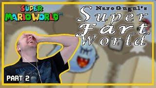Super Fart World (SMW Kaizo) [Part 2]