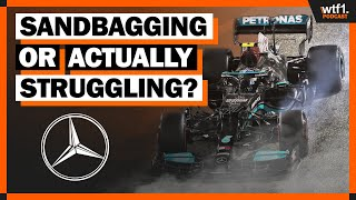 Are Mercedes ACTUALLY In Trouble After F1 Testing?