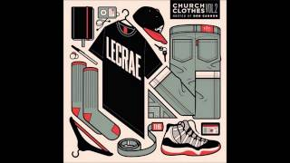 CHURCH CLOTHES VOL. 2 || Lecrae - Hands Up (ft Propaganda) (prod. The Bridge, DJ Efechto & D Steele)