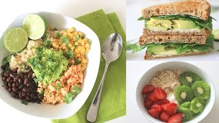 What I Eat In A Day // Healthy Meal Ideas ??  (#11)