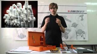 Обзор сварочного аппарата для пластиковых труб Patriot PW 205