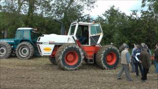 Case 4890 tractor