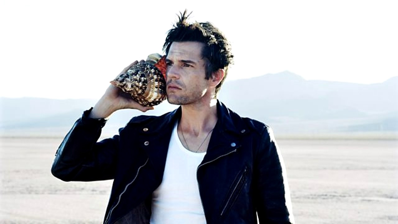 Image result for brandon flowers the man