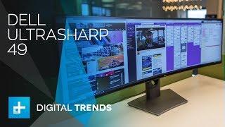 Dell Ultrasharp 49 - Review