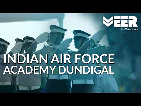 Indian Air Force Academy E1P1 | Introduction of Air Force Academy Dundigal | Veer by Discovery