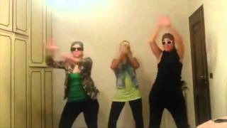 Kerwin Du Bois & Lil Rick - Monster Wine (Parody) by Juan Saturria feat Giulia, Luana & Laura.