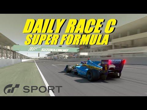 GT Sport Daily Race C - Super Formula At Suzuka thumbnail