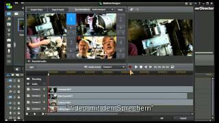 PowerDirector 12 - MultiCam-Designer