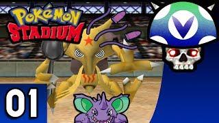 [Vinesauce] Joel - Pokemon Stadium ( Part 1 )