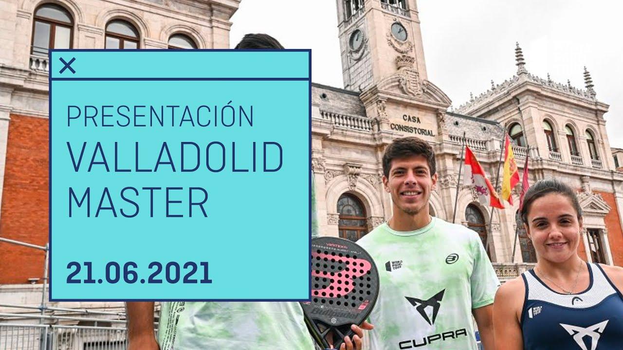 Presentación Valladolid Master Caja Rural de Zamora