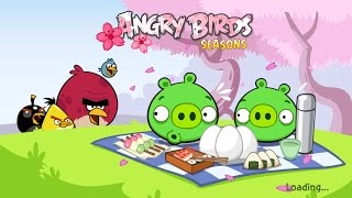 Angry Birds: Seasons. Trick or Treat (levels 2-1…2-15) 3 stars Прохождение от SAFa