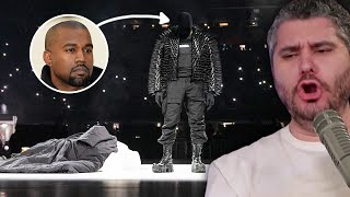 Kanye West DONDA - We React To The 2nd Live Event