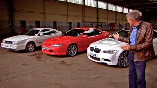 Top 3 Performance Coupés! - Fifth Gear