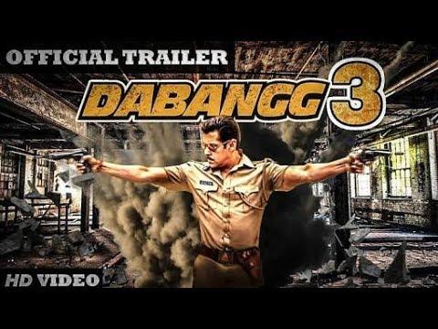 Dabang 3 2017 Official Trailer Salman