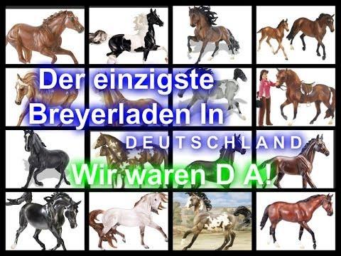 Das einzige Breyer Geschäft in Deutschland !Wir