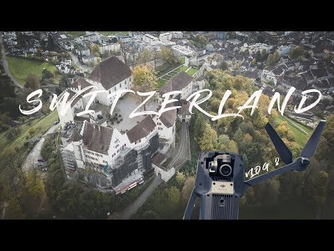 MEET MR. WILSON! | CASTLE OF LENZBURG | SWITZERLAND | CINEMATIC TRAVEL VLOG 8