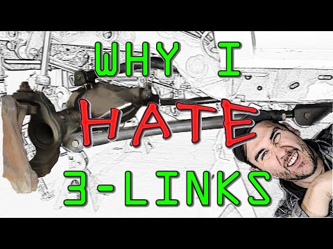 Why I hate 3 links
