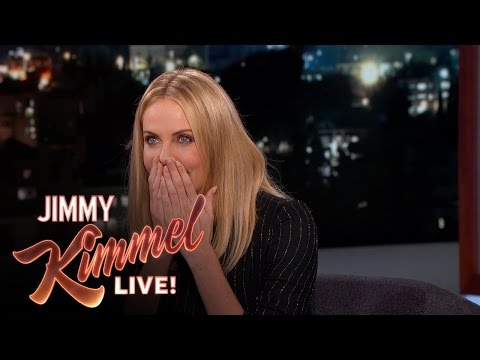 Charlize Theron Invited President Obama to a Strip Club