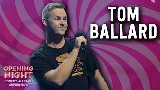 Tom Ballard - 2016 Opening Night Comedy Allstars Supershow