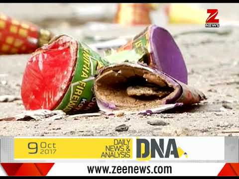DNA: Can ban on firecrackers' sale make Delhi's air quality better ?