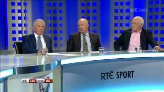 RTÉ panel on Ireland