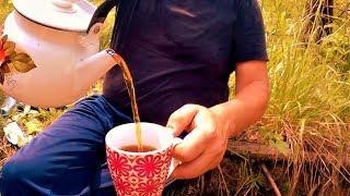 Как мы делаем иван чай и обход хоз двора