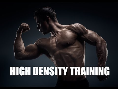 density training