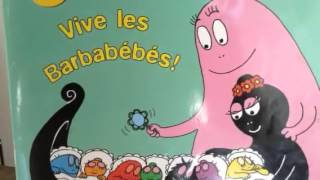 Barbapapa version française !!