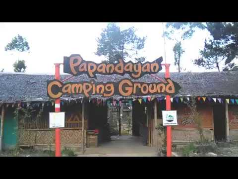 Wisata Alam Garut Pcg Papandayan Camping Ground Di Musim