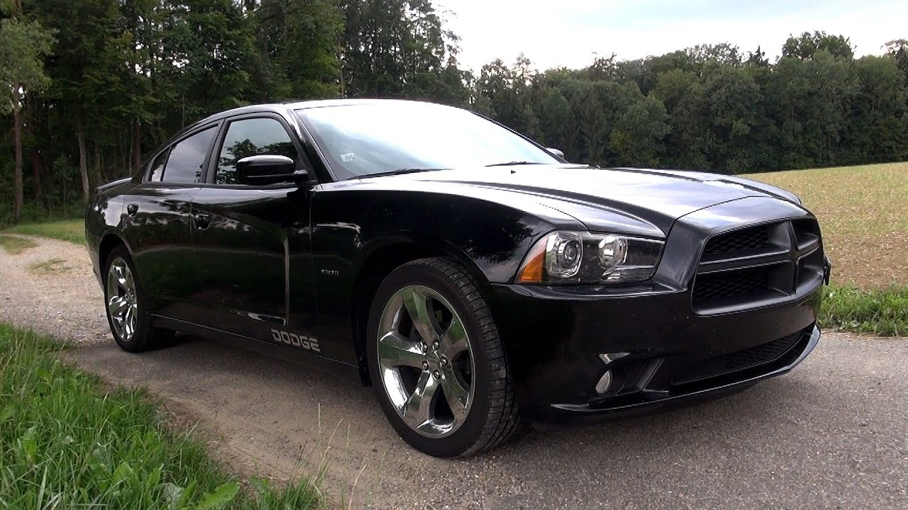 2013 dodge charger r t 5 7l v8 375 hp test drive youtube. Black Bedroom Furniture Sets. Home Design Ideas