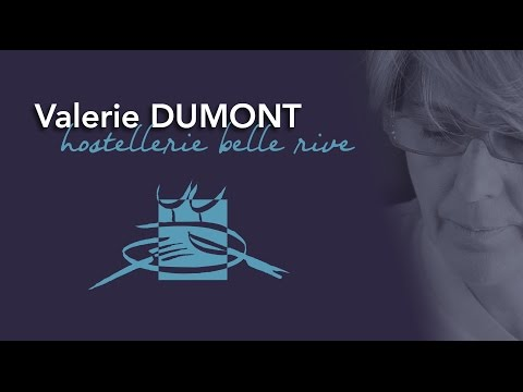 Bonnes Tables du Lot – Valerie DUMONT – Hostellerie belle rive