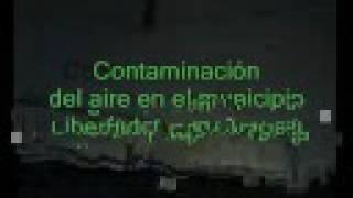 Contaminación del aire en el municipio libertador edo-aragua