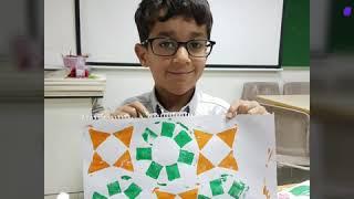 طباعة زخارف هندسية الصف الثاني ١٤٤١ Youtube